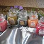1ea HighlyScented Candle 8o..