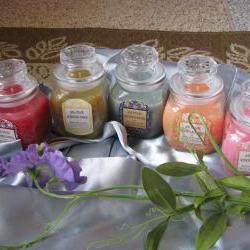 1ea HighlyScented Candle 8oz EXQUISITE Jar Your Choice of Fragrance